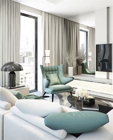 Pin by rui ning on 高级 Glam living room decor Glam