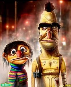 My Brother's Keeper, Sesame Street's Bert & Ernie as Dirty ...