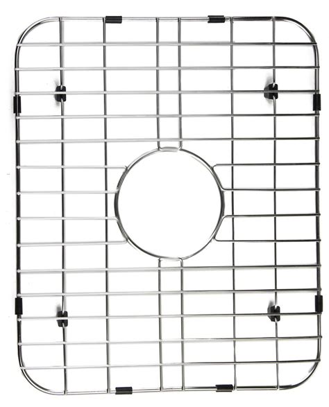 alfi solid stainless steel kitchen sink grid products