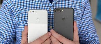 iphone 7 plus vs pixel xl gsmarena tests