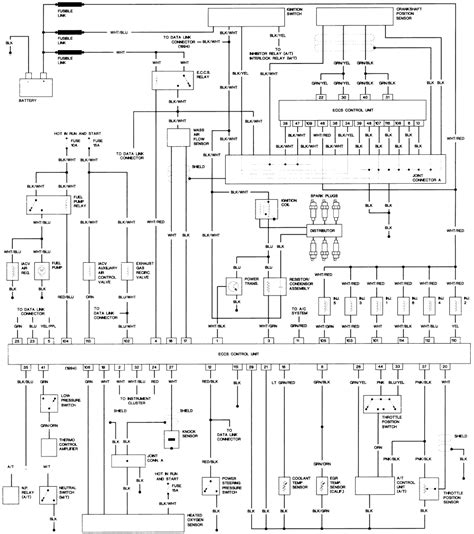 nissan d21 wiring diagram wiring library
