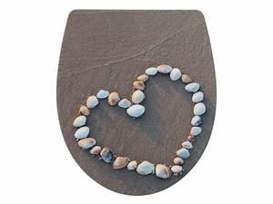 Ausgefallene Wc Sitze : wenko wc sitz shell heart duroplast acryl kaufen ~ Indierocktalk.com Haus und Dekorationen