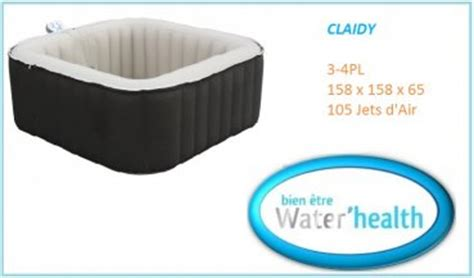 spa gonflable ne chauffe plus spa gonflable water health distripool