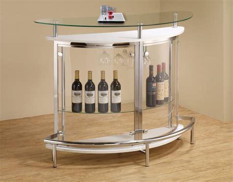 Home Bar Glass by Modern Small Glass Bar Table Unit Va Furniture