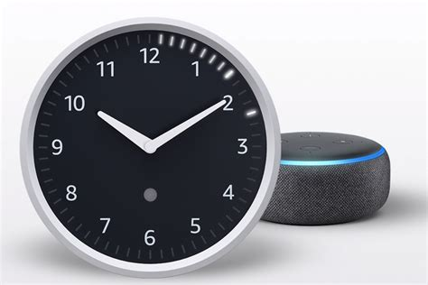 Amazon's Echo Wall Clock Now Shipping For