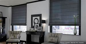 Scoop Up Roman Shades From 3 Day Blinds Today