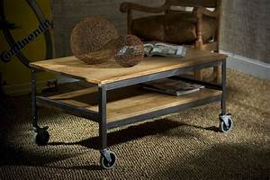 Wood and metal coffee table design images photos pictures for Small wood and metal coffee table