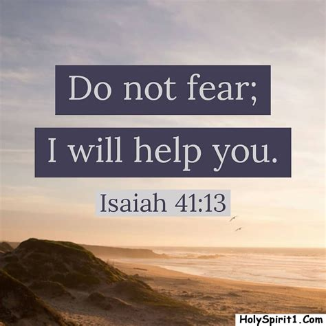 Either way, let me know by leaving a comment. Short Bible Verses About Isaiah 41:13 || Bible Quotes