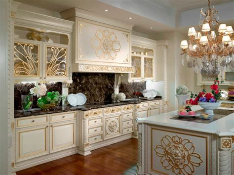 cuisine baroque 1001 designs sublimes pour une déco baroque