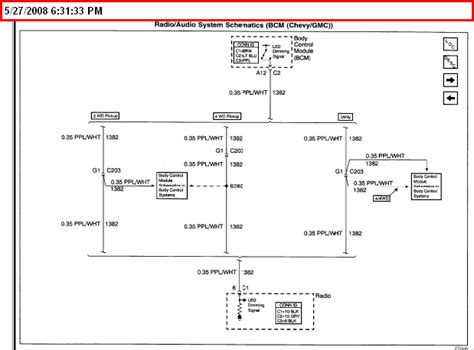2001 Chevy S10 Wiring Diagram by 2001 Chevy S10 Stereo Wiring Diagram