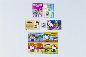 Hello Kitty Decke : hello kitty america the beautiful series 2 collectible tin mailbox box 2012 upper deck da ~ Sanjose-hotels-ca.com Haus und Dekorationen