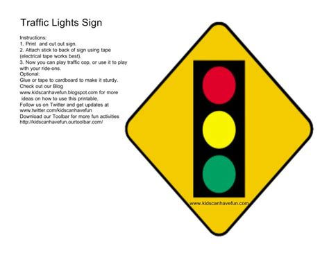 Best Images About Play Signs For Kids, Traffic Cop