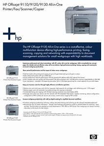 Hp Officejet 9130 Manual Pdf