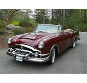 PACKARD CARIBBEAN CONVERTIBLE 1954  Awesome Rides