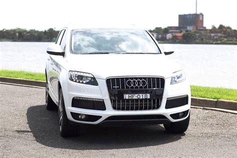 White Audi Q7 Hire  Hire Audi Suvs For Special Occasions