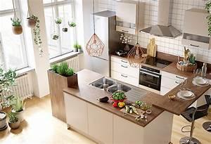Aménagement Cuisine En U : une cuisine en u qui en jette blog but ~ Melissatoandfro.com Idées de Décoration