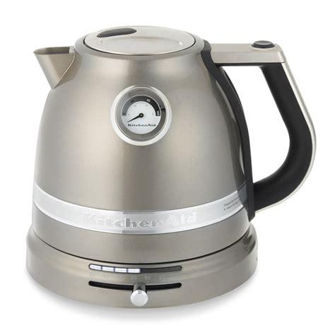 Kitchen Living Tea Kettle by Kitchenaid Pro Line Electric Tea Kettle