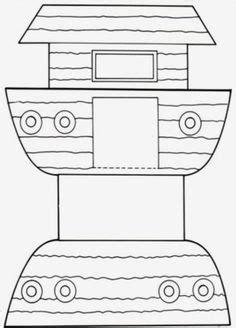 noah s ark free printables search kid crafts 112   d4aee6756fb7dbcc5531be2039311a6c noahs ark craft noah ark