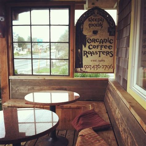 Cozy coffee shop, fresh pastries daily, excellent selection of single origin coffee and house made blends. Sleepy Monk | Cannon Beach, Oregon | travel: favorite places | Pinterest | Home, From home and ...