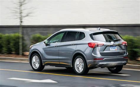 comparison ford puma hybrid   buick envision