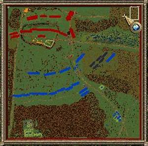 Strategy Game Battle Maps The War of 1812