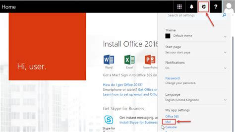 Office 365 Mail Mail by How To Setup Email Forwarding In Office 365 Office 365