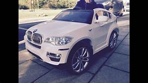 Bmw X6  Electric Car For Kids  Rc Toy Car For Young