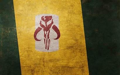 Mandalorian Wars Star Symbol Desktop Wallpapers Bounty