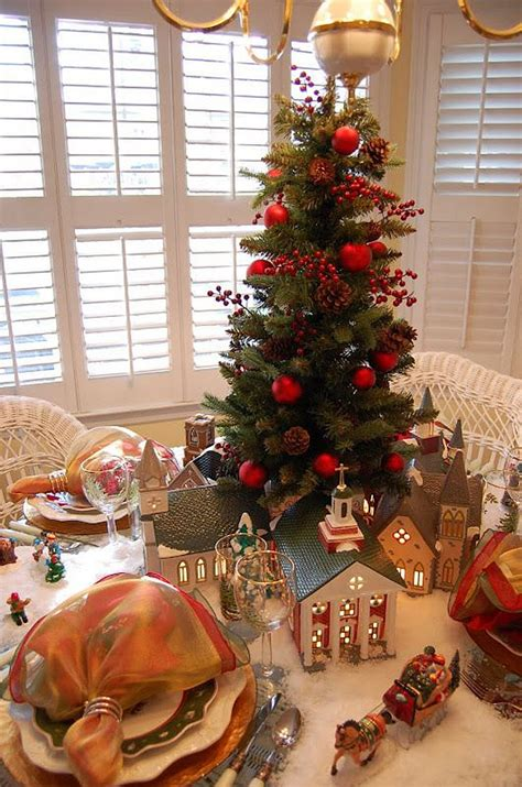 festive tabletop ideas  holiday entertaining home