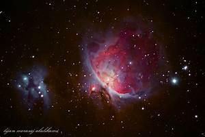 Orion Nebula m42 & running man nebula - Sky & Telescope