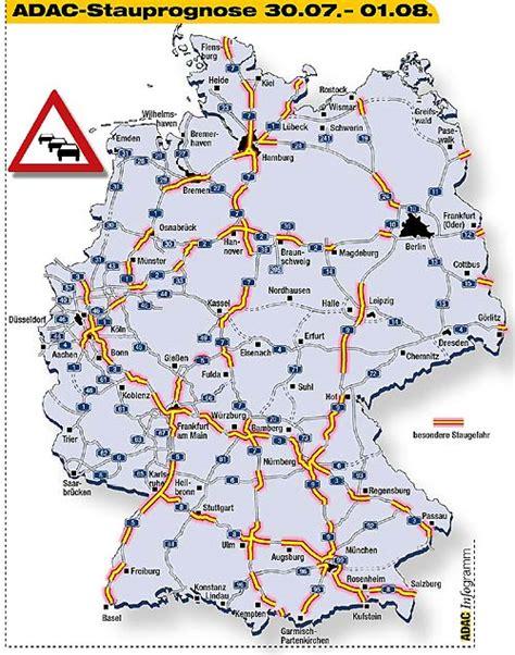 autobahnen karte