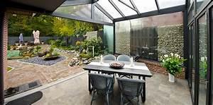 Terrassenüberdachung Zum öffnen : sommergarten l ngere sonnensaison im fr hjahr sommer und herbst ~ Sanjose-hotels-ca.com Haus und Dekorationen