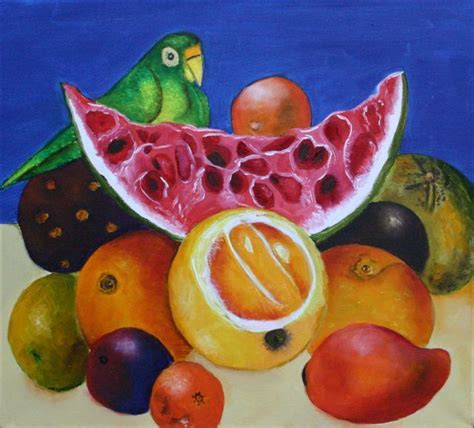 Kahlo Fruit Paintings Google Search Natural Forms