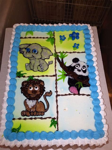 Baby Shower Cakes Baby Shower Cakes Dairy Queen