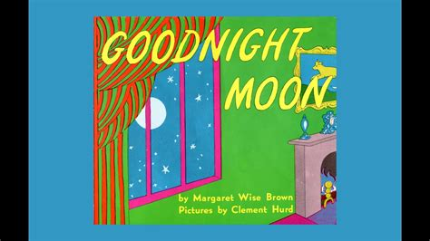 Goodnight Moon By Margaret Wise Brown. Grandma Annii's