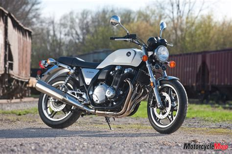 Honda 2013 Cb1100 Review And Test Ride By Motorcycle Mojo