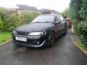 Vauxhall Vectra Gsi 3 0 V6 Modified