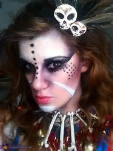 Voodoo Priestess Halloween Costume