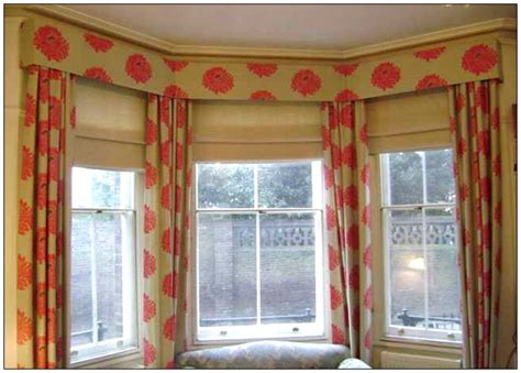 corner window curtain rods adorned abode privacy treatments for bay windows