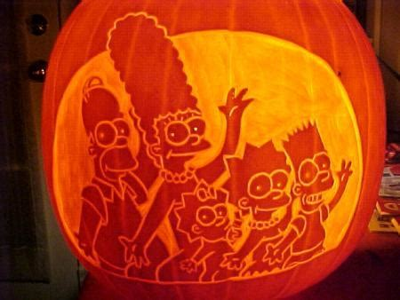 creative  inspired pumpkin carvings