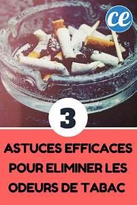 Eliminer Les Moucherons : 3 astuces efficaces pour liminer les odeurs de tabac dans ~ Nature-et-papiers.com Idées de Décoration