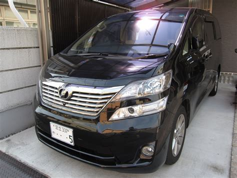 Toyota Vellfire Picture by Toyota Vellfire 2009 Review Amazing Pictures And Images