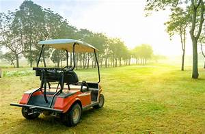 Common Electric Golf Cart Problems And How To Fix Them