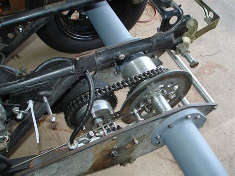 How To Build A Motorcycle Trike Ford 9inch Rearend