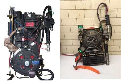 Ghostbusters Proton Pack Plans by The New Ghostbusters Proton Packs Arrived