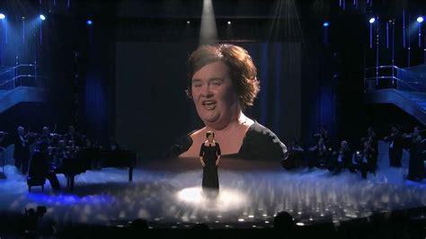 Susan Boyle Sings Wild Horses On America's Got Talent 2009