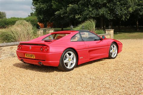 In 1994 ferrari replaced the 348 series with the f355. 1997 FERRARI 355 GTS F1 - SOLD - Bicester Sports & Classics