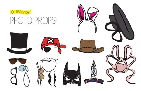 photo booth props template free new years photo booth props printable 2015 new calendar template site