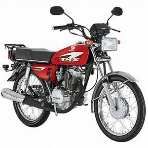 Honda Motorcycle Tmx 125 Alpha