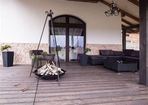 terrasse tisch mit feuerstelle feuerstelle auf der terrasse 3 varianten im vergleich